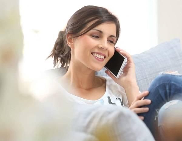 اثارة الزوج عبر الهاتف