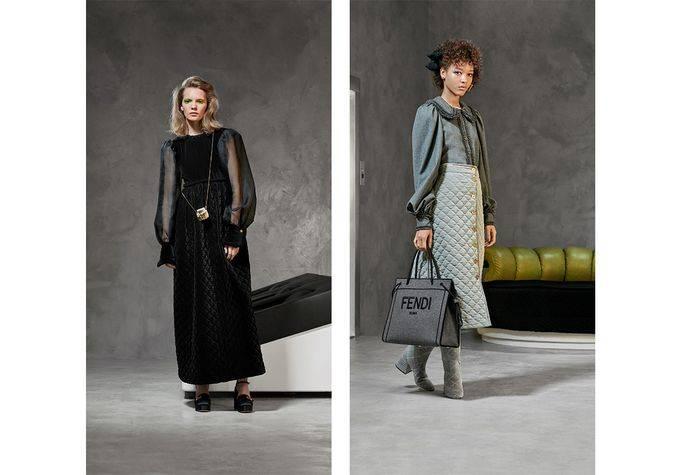 الأكمام الواسعة تغزو عالم الموضة بروعتها هذا العام … فما هي قصّتها؟
